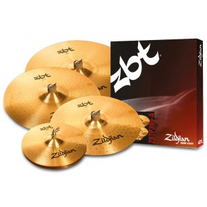 ZILDJIAN ZBT P390A 4 Piece Box Set 14-16-20-18 Beckenset