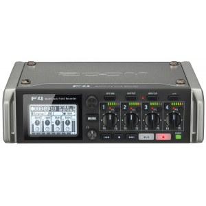 ZOOM F4 Field-Recorder