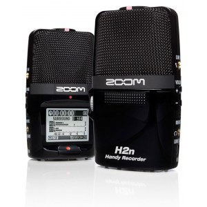 ZOOM H2n Next Handheld Digital-Recorder inkl. SD-Karte