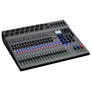 ZOOM L-20 LiveTrak Digital Mixer