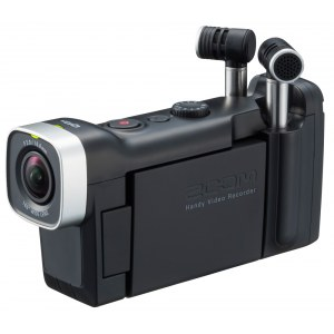ZOOM Q-4n Handheld Video Digital-Recorder inkl. SD-Karte