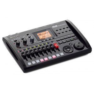 ZOOM R-8 Digitaler 8-Spur-Multitracker