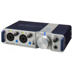 ZOOM TAC-2 R Thunderbolt Audio-Interface