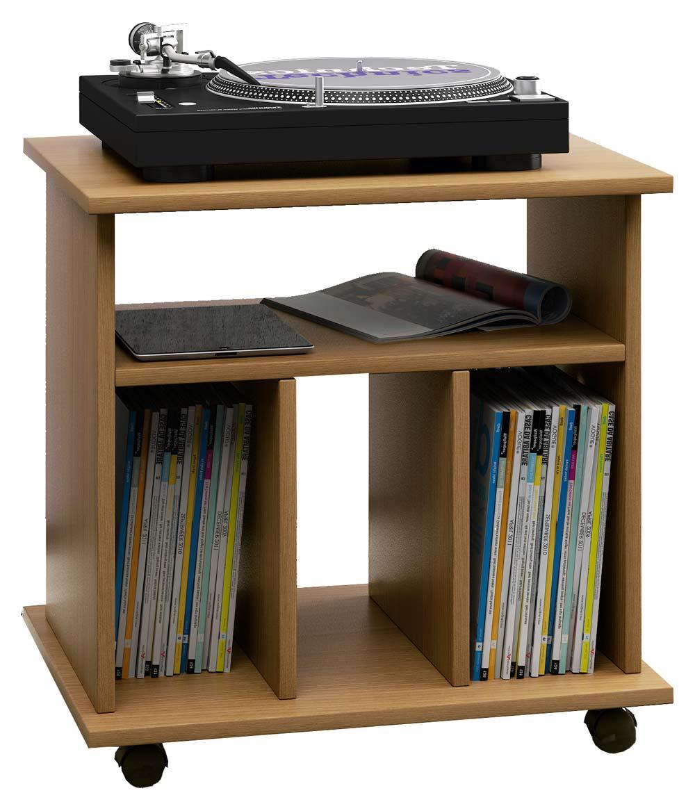 Vcm 911764 Retal Schallplatten Mobel Eiche Rustikal