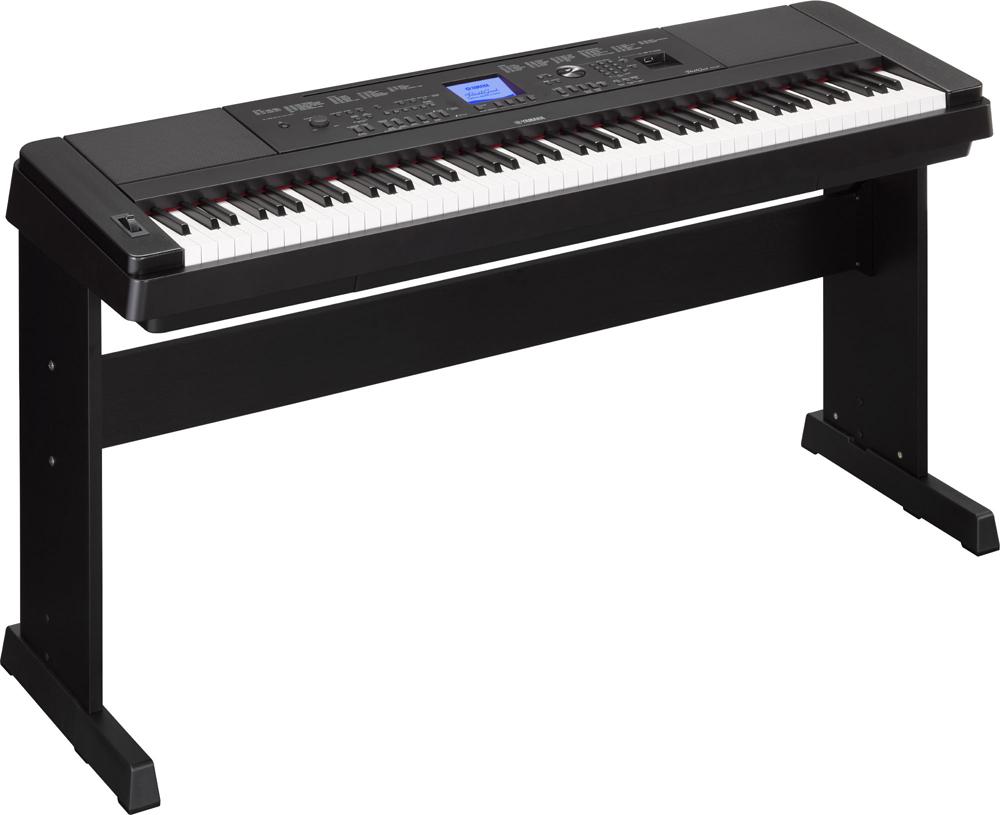 Outdoorküche Zubehör Yamaha : Yamaha dgx 660 b digitalpiano inkl. ständer schwarz keyboards