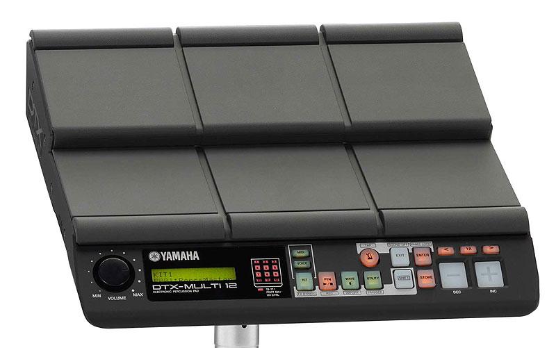 Outdoorküche Zubehör Yamaha : Yamaha dtx multi 12 all in one multipad inkl. cubase ai schlagzeug