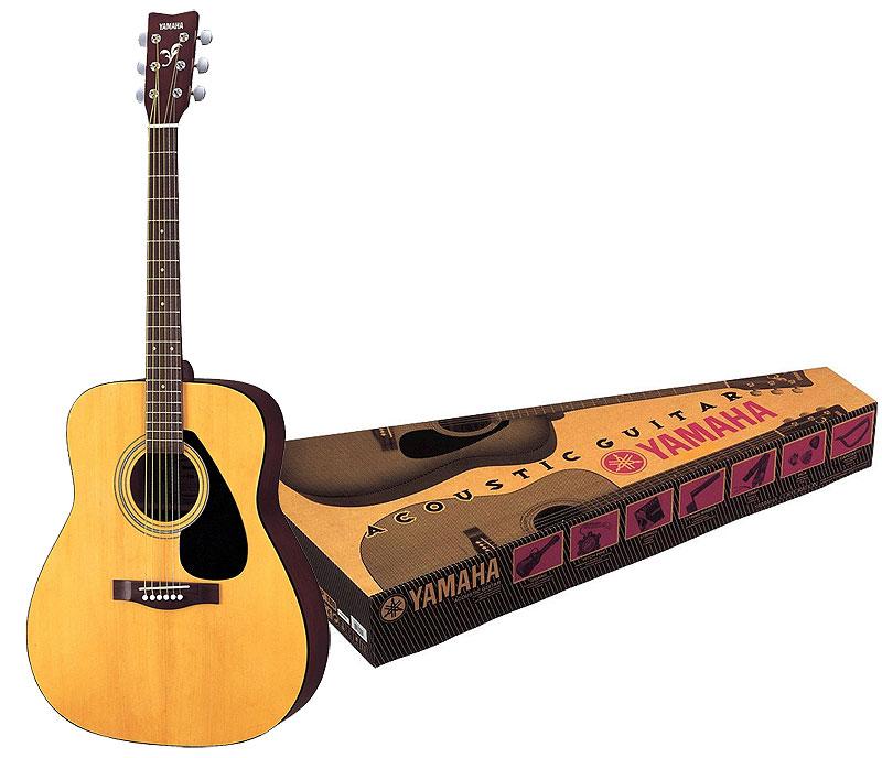 yamaha f310 p nt dreadnought package akustik gitarre inkl. Black Bedroom Furniture Sets. Home Design Ideas