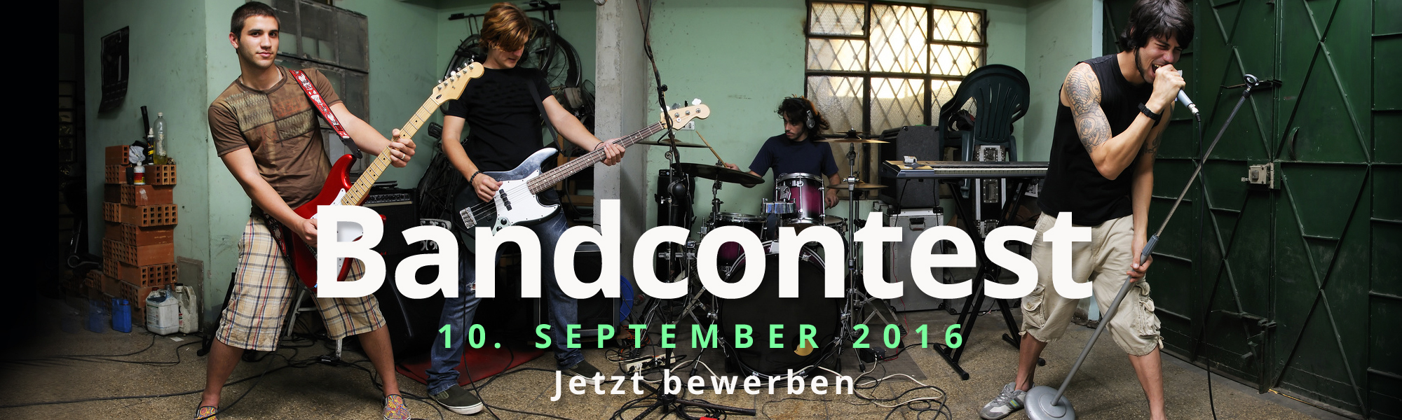Bandcontest 2016