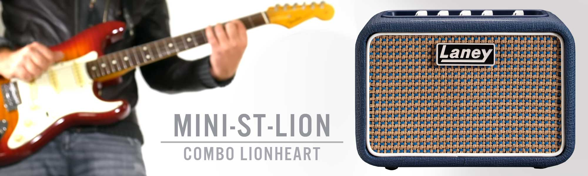 LANEY Mini-ST-Lion Combo Lionheart