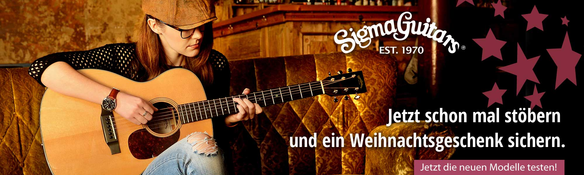 Sigma Guitars